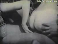 Geiler Vintage Porno aus den 60ern