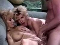 Vintage 80er Threesome