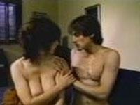 Deutsche Mutter im Vintage Sexfilm