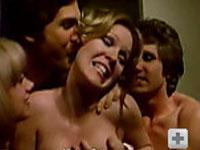70er Gruppensex Party