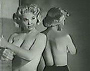 Echte natur Titten aus den 40er Jahren