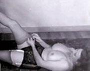 Schwarz Weiss Porno aus den 50er Jahren