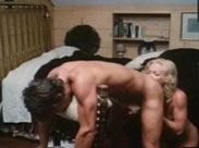 Amateur Schlampen in einem geilen Vintage Porno