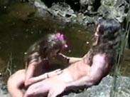 Tarzan fickt Jane in der Karibik