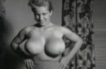 Dicke Natur Brüste