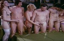 Geile Sex Orgie im alten Berlin