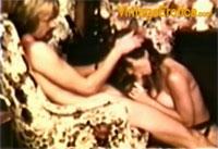 Hippieporno aus 70er Jahre Gruppensex Drogenparty
