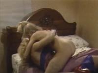 Vintageporno mit zwei heißen Lesben