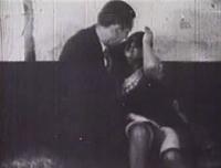 Vintage Sexfilm von 1930