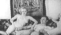 Lesben in den 30er Jahren Vintage Lesben Porno