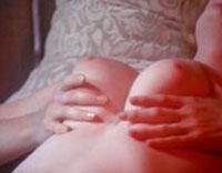Nancy Martin in einem 70er Jahre Porno