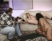 Ron Jeremy fickt eine junge Schwangere Frau