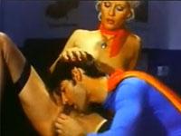 Der erste Superman Porno