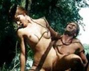 Tarzan fickt seine Jane in den Arsch