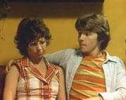 Extrem behaarte Muschis im 70er Porno