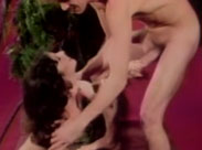 Ein Schweden Porno mit geilen Blondinen