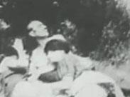 Ein Gruppensex Porno von 1925