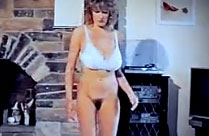 Geiler Striptease Porno aus den 80er Jahren