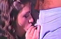 Opa fickt junges Mädchen im Retro Porno