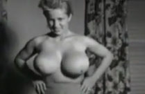Dicke Natur Brüste aus den 60ern