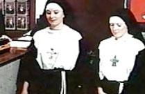 Lesbische Nonnen unter sich