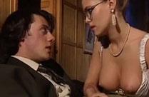 Heisser langer Porno aus den 80ern