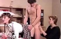 Chef will seine heisse Sekretärin ficken